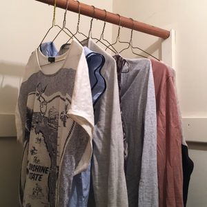 Lot of J Crew clothing